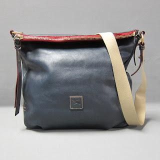 Dooney & Bourke Large Leather Crossbody Bag