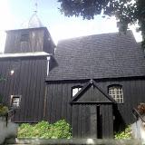Zabytkowy kościół w Wierzenicy