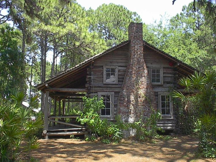 Gentil Cabin In The Woods, Heritage Village, FL [Image Via: Jmsbyntn, Flickr]
