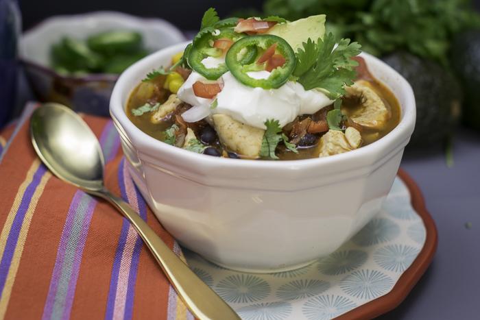 Chipotle Chicken Chile Stew 2