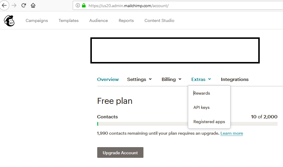 Mailchimp API - Add Subscribers to list in PHP