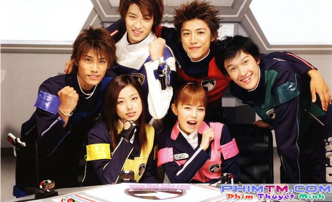Liệu bạn có nhớ 8 đội siêu nhân Nhật Bản đình đám này? - Ảnh 5.