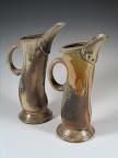 2 beaked pitchers of mine