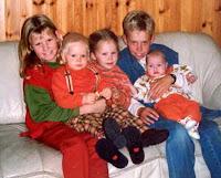 Groeneweg, kleinkinderen van Cornelis en Kooij, Geertrui 1997.jpg