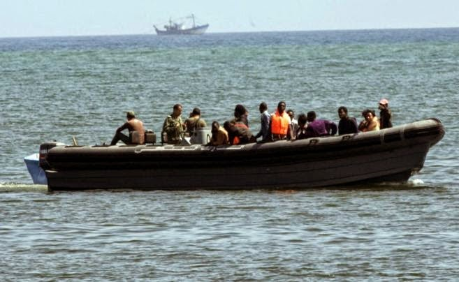 Development of poor countries can end mass migration