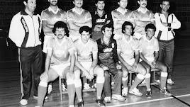La Selección de Andalucía formada por almerienses.
