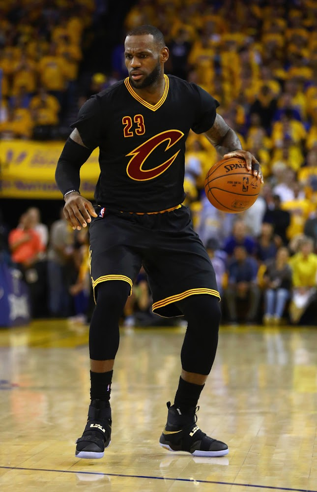 In Honor of Bryce, Bronny and Zhuri LeBron Leads Cavs to Game 5 Win | NIKE LEBRON - LeBron James ...