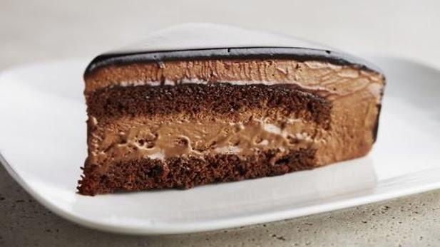 Bánh socola xốp mousse