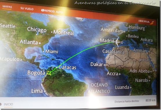 Itinerario vuelo
