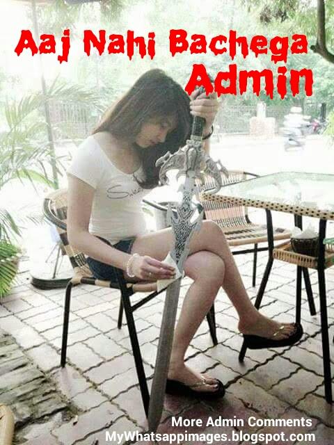 Admin insult jokes