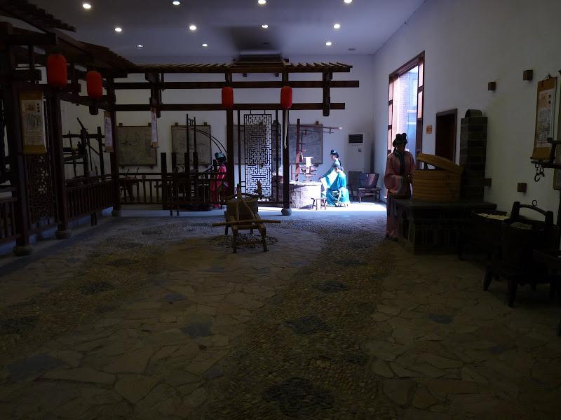 Suzhou.usine de soieries