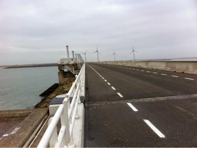Barrages Escaut mer du Nord