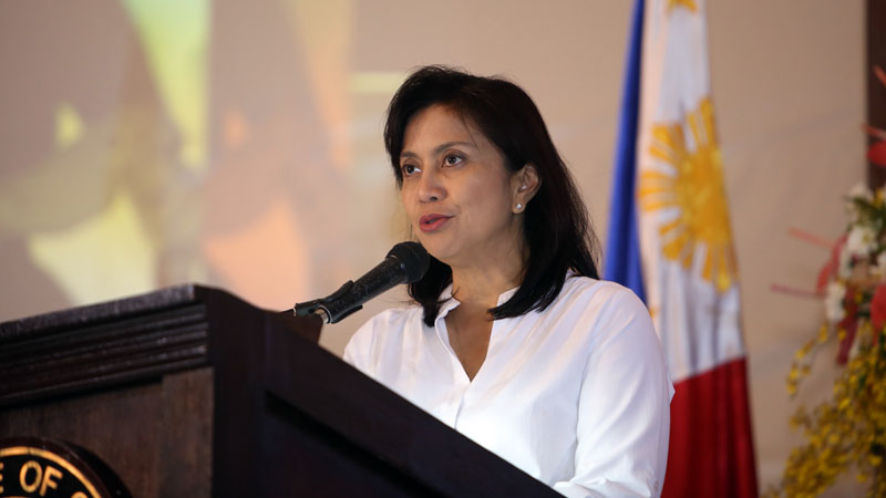 Image of Congresswoman Leni Robredo May Run for Senatorial Bid