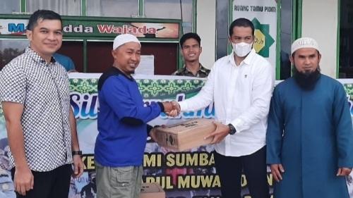 Jaga Keutuhan NKRI,  Pengasuh Ponpes Darul Muwahiddin Tanah Datar Dukung Polri Tindak Tegas Penyebar Hoax dan Kebencian
