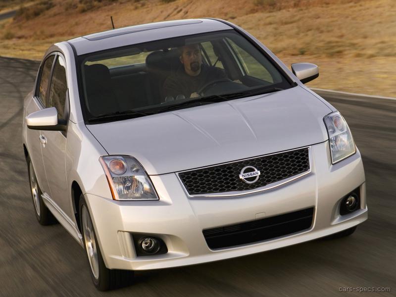 Elegant ... 2007 Nissan Sentra Se R 00005 ...
