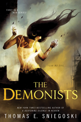 The Deomists - Thomas E Sniegoski