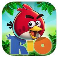 Tải Game Angry Birds Rio mới nhất cho iPhone, iPad