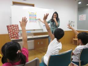 ニュアンス 子ども英会話のイメージ写真