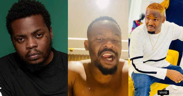Olamide Reacts as Zubby Michael Blast Yahoo boys, Says He Will Never Support Them [Video]