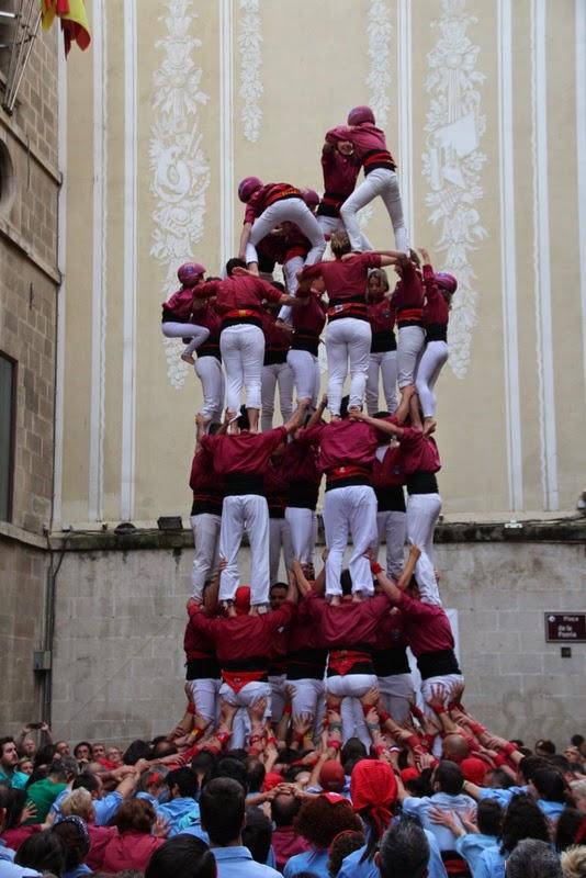 Actuació 20è Aniversari Castellers de Lleida Paeria 11-04-15 - IMG_8893.jpg