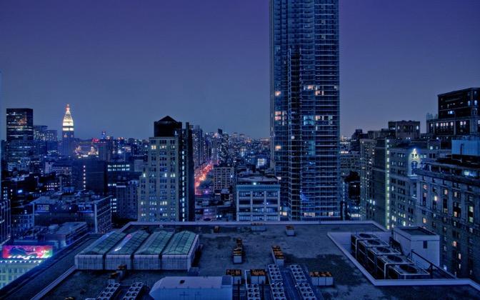 Manhattan by Guav1