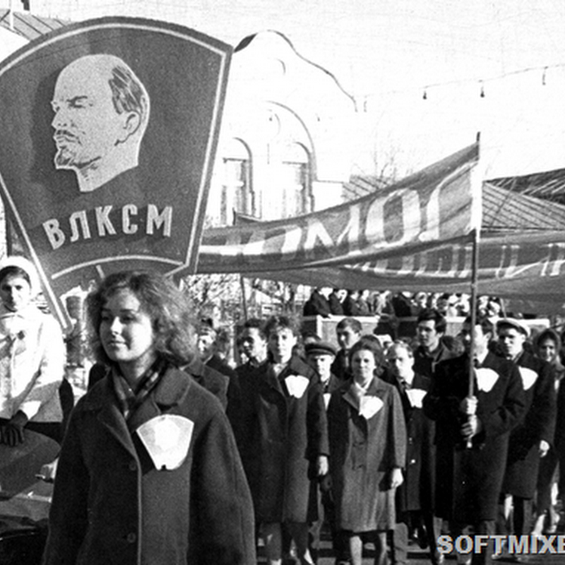 Письмо из СССР к молодежи 2017 года