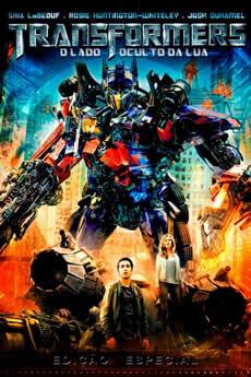 Capa Transformers: O Lado Oculto da Lua Torrent