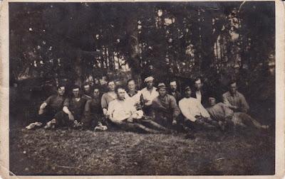Жители д. Кароль(из собрания Нарвского городского музея NLM 762:1)