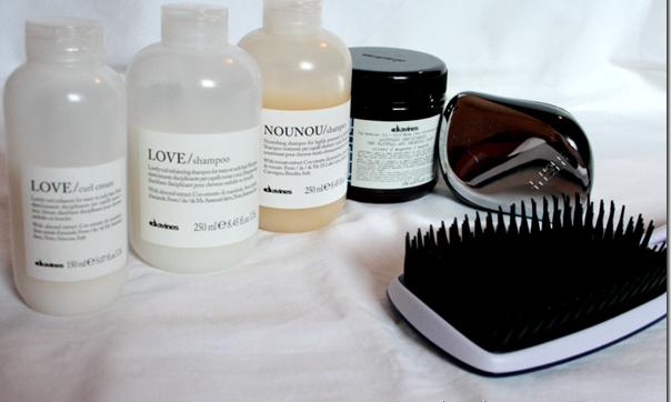 BELLEZZA | Haircare routine con Davines e Tangle Teezer