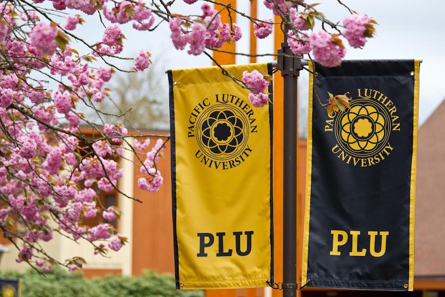 PLU Flags