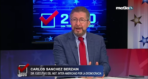 "BERZAIN: ""Dictadura de Bolivia se quitó la careta, es puro castrochavismo"""
