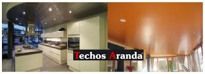 Presupuestos economicos empresa techos aluminio Madrid