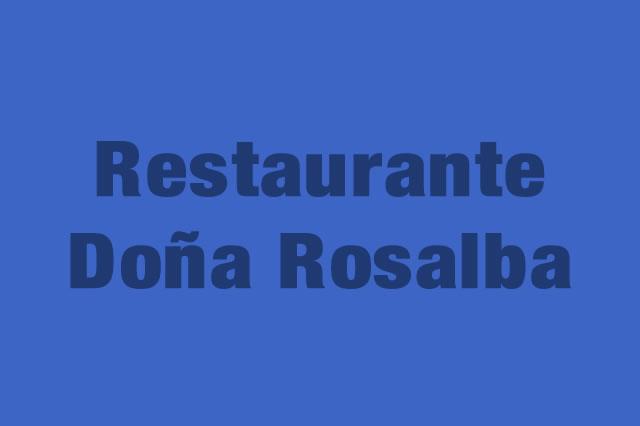 Restaurante Doña Rosalba es Partner de la Alianza Tarjeta al 10% Efectiva