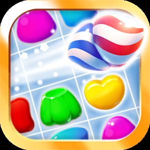 Jelly Heros Mania - King Charm V1.01 Mod Apk (Unlimited Gems)