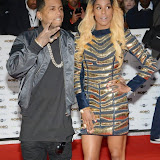 WWW.ENTSIMAGES.COM -      Asiah Azante and Kid Ink  arriving at   MOBO Awards 2014 at SSE Arena Wembley October 22nd 2014Annual awards show recognising the best in urban music which is supported by HTC Photo Mobis Photos/OIC 0203 174 1069