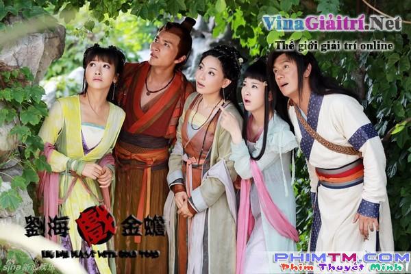 Xem Phim Lưu Hải Hí Kim Thiền - Liu Hai Plays With Gold Toad - phimtm.com - Ảnh 1