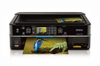 Drivers & Downloads Epson Artisan 710 All-in-One printer for Windows