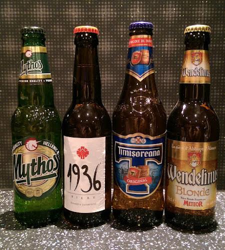 #BeersOfEuro2016, French Beers, Brasserie Meteor, Wendelinus Blonde