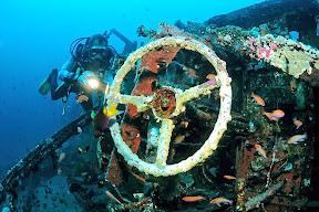 Steering wheel anyone?