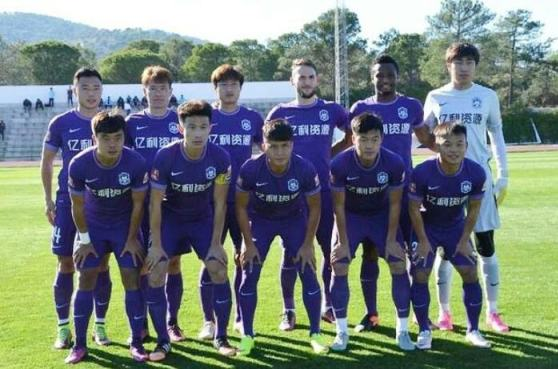 e887a0c7769 First Photo Of Mikel Obi   His Teammates From Chinese Club