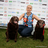 WWW.ENTSIMAGES.COM -    Leigh-Catherine Salway (Foxy TV's Psychic Medium)    at       Pup Aid at Primrose Hill, London September 6th 2014Puppy Parade and fun dog show to raise awareness of the UK's cruel puppy farming trade. Pup Aid, the anti-puppy farming campaign started by TV Vet Marc Abraham, are calling on all animal lovers to contact their MP to support the debate on the sale of puppies and kittens in pet shops. Puppies & Celebrities Return To Fun Dog Show Fighting Cruel Puppy Farming Industry.                                              Photo Mobis Photos/OIC 0203 174 1069