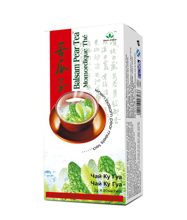 Green World Nigeria Green World Balsam Pear Tea The Health