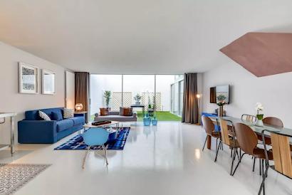 Quaint Parisian Retreat Serviced Apartment, Montparnasse
