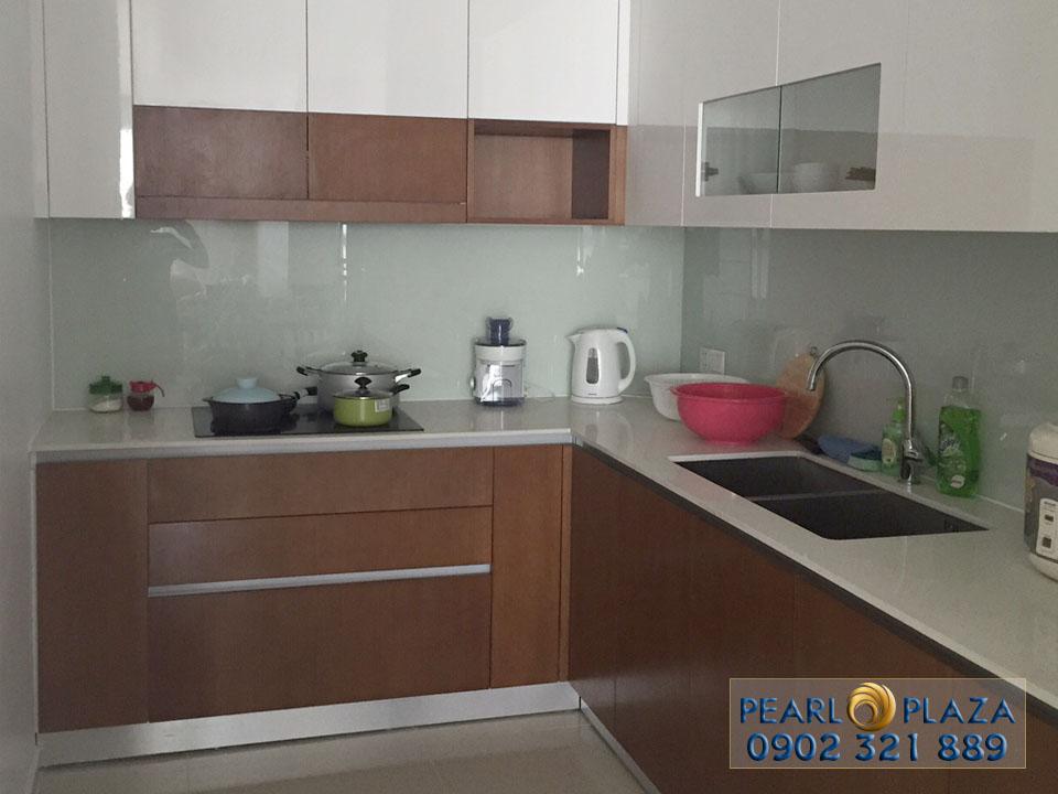 căn hộ Pearl Plaza 101m2 2 phòng ngủ  cho thuê