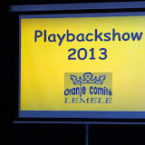 Playback Show 2013