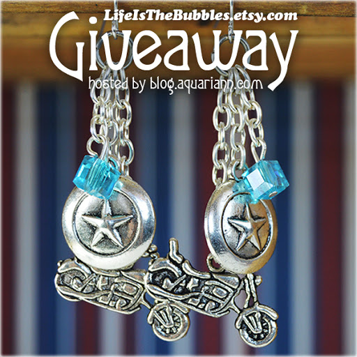 Captain America Jewelry Giveaway by Life is the Bubbles