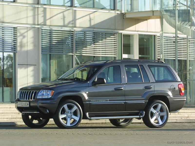 ... 2003 Jeep Grand Cherokee Uk Version 00006 ...