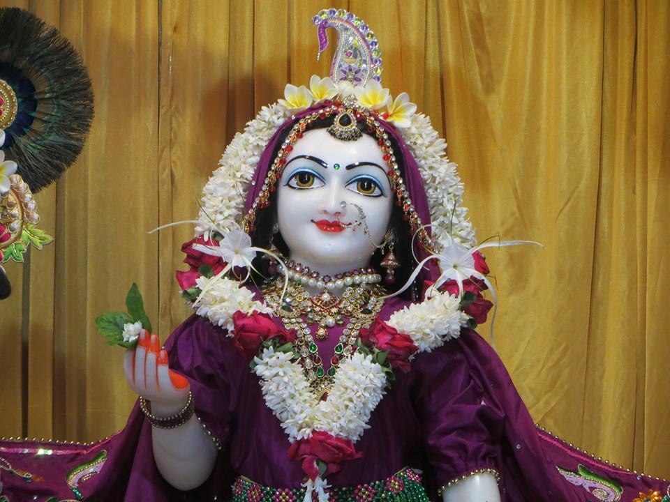 ISKCON Aravade Deity Darshan 07 Mar 2016 (6)