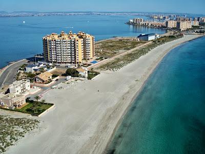 Playa principe pisos la manga del mar menor primera linea de playa ref jmm 023 jortitza mar - Pisos de bancos primera linea de playa ...