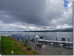 View from Prince Rupert
